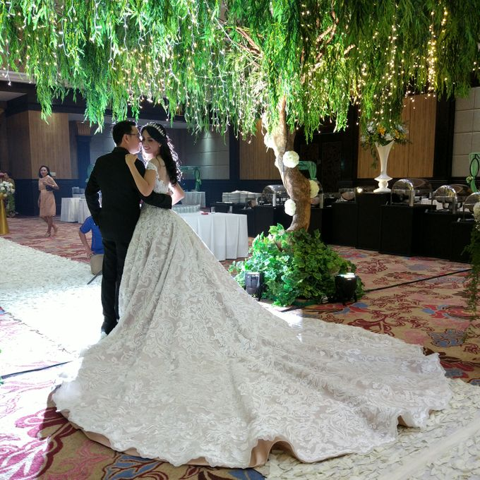 Wedding of Steven & Renata at Grand Slipi Tower on July 22nd 2017 by Sparkling Organizer - 026