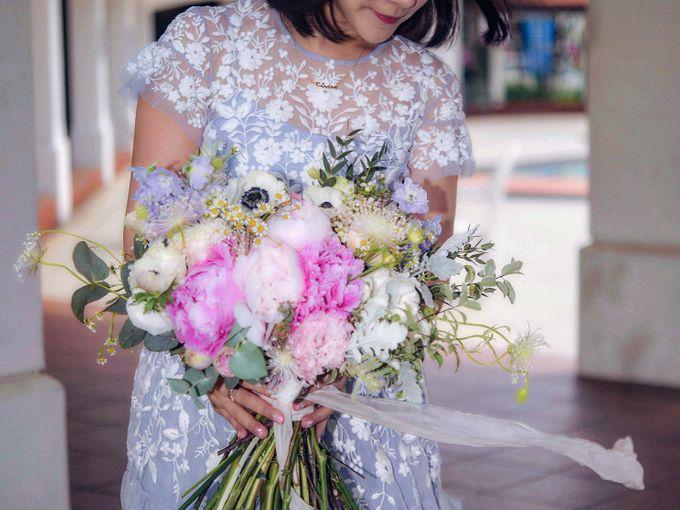 Bridal Bouquets by Ever & Blue Floral Design - 016