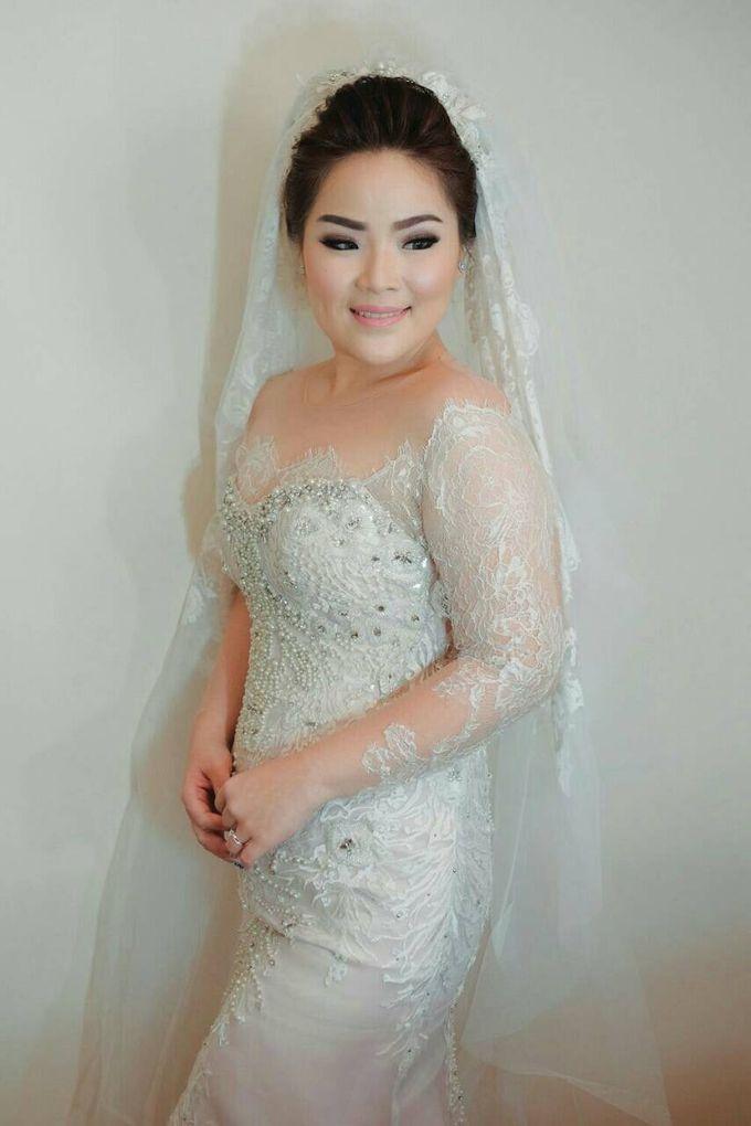 Ade & Julia Wedding by Gazelle Brides - 008
