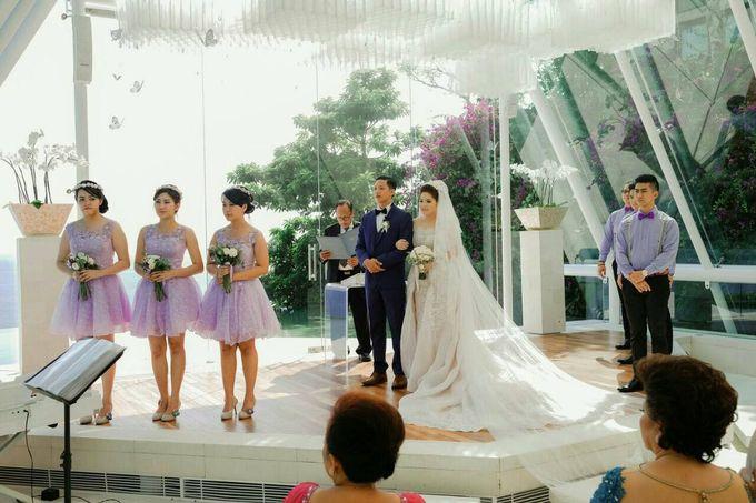 Ade & Julia Wedding by Gazelle Brides - 009