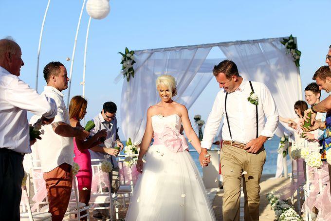 Wedding at The Westin Resort Nusa Dua, Bali by The Westin Resort Nusa Dua, Bali - 017