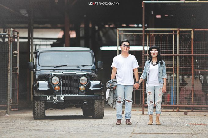 prewedding by LigArt Photography - 007