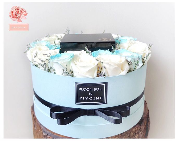 ring box by Pivoine Flower Shop - 010