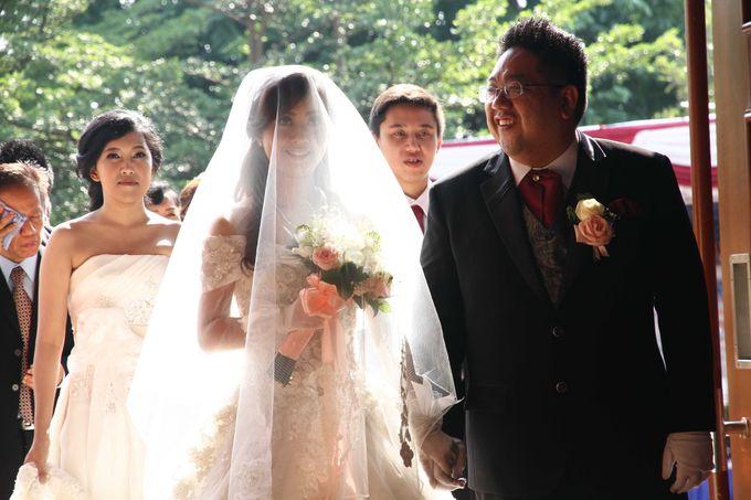 ALBERT & SINTHIA - WEDDING DAY by Spotlite Photography - 018