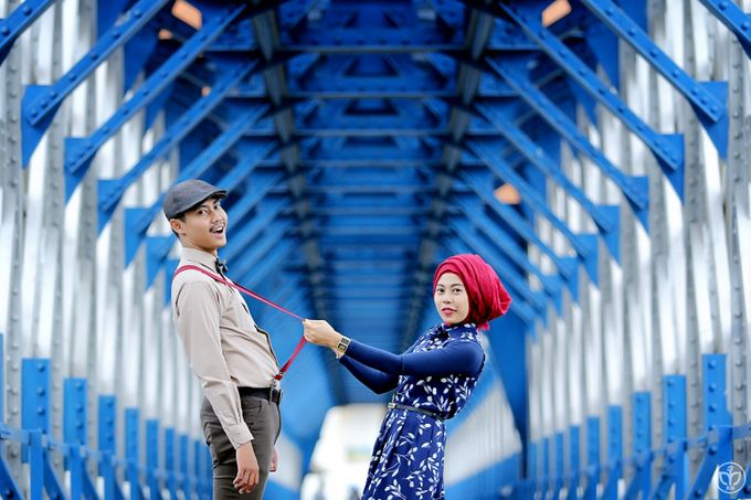 Desy & Bowo Prewedding by MSB Photography - 025