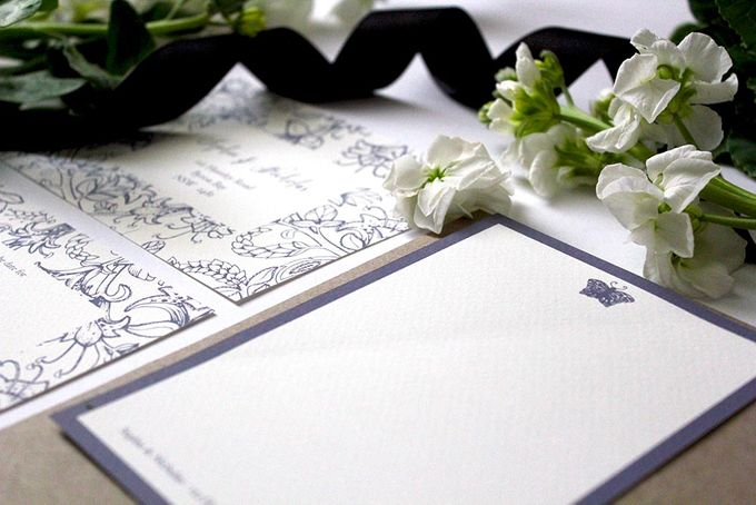 Spring Suite by With Paloma Stationery & Design - 001