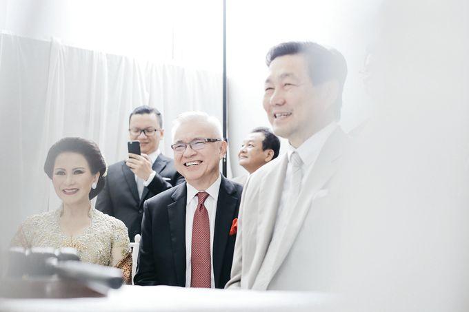 Togi & Jesicca - Holy Matrimony & Batak Ceremony by JAYSU Weddings by Jacky Suharto - 027
