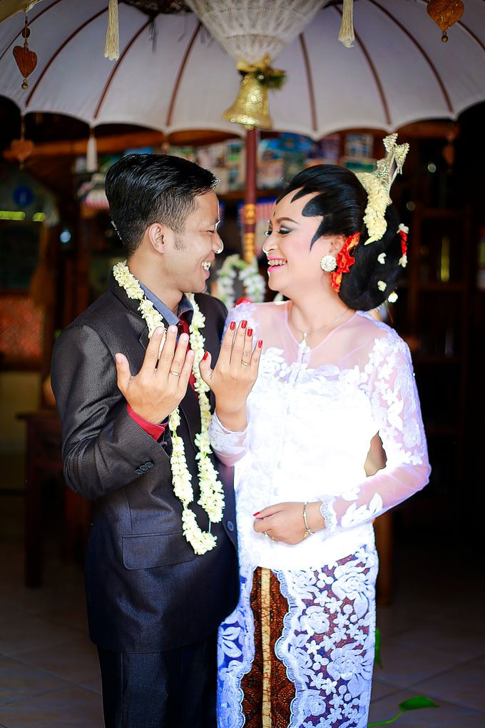 Wedding Ekko & Desy by Faust Photography - 007