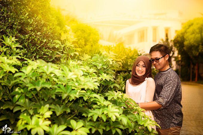 Jakarta  Prewedding Ridwan by Therudisuardi - 012