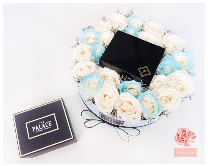 ring box by Pivoine Flower Shop - 009