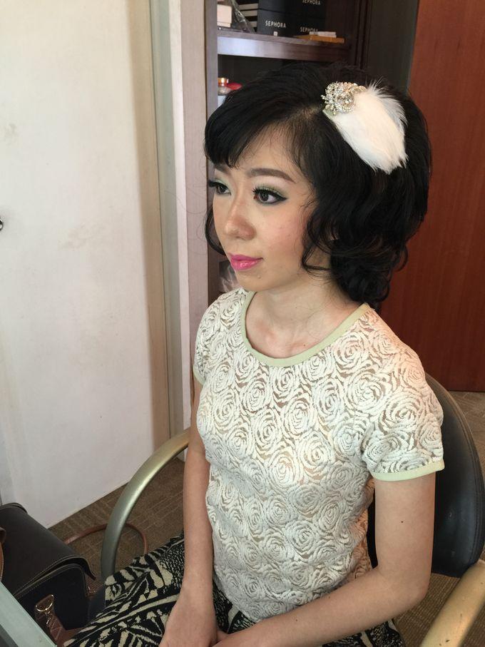 Bridal Makeup by Lee Cinthya Makeup Artist - 004