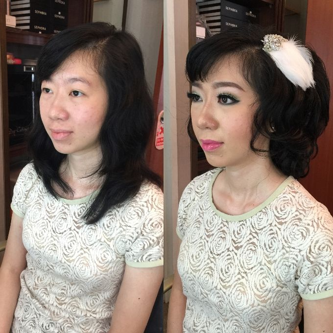 Bridal Makeup by Lee Cinthya Makeup Artist - 002