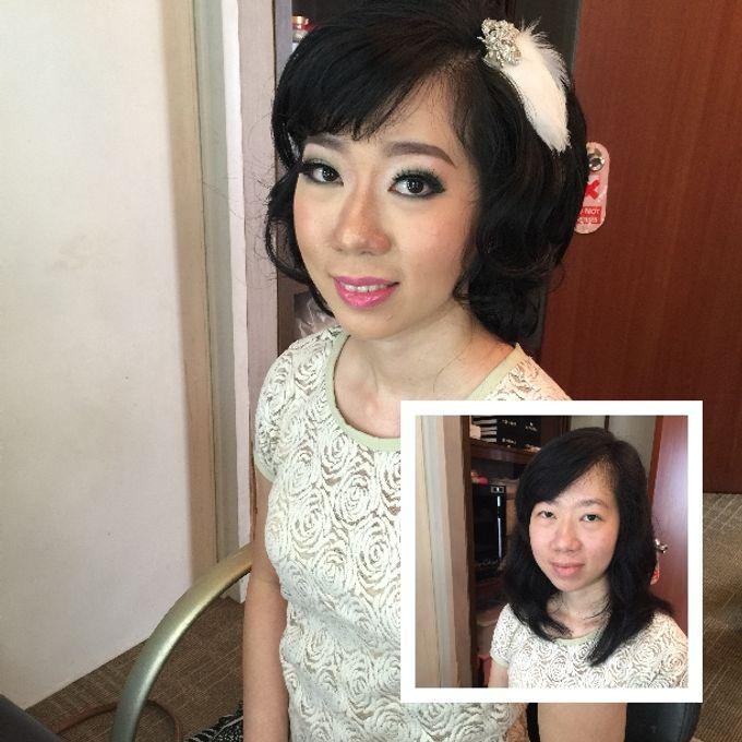 Bridal Makeup by Lee Cinthya Makeup Artist - 003