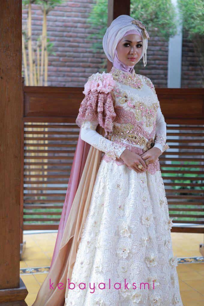 Kebaya Akad Nikah Beautiful In White By Laksmi By Laksmi Kebaya