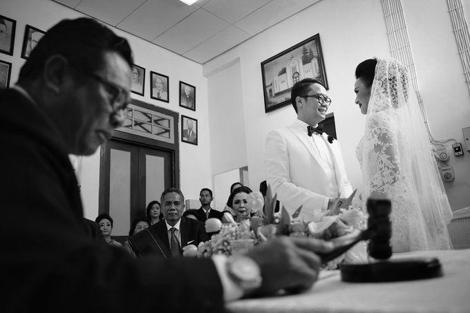 Togi & Jesicca - Holy Matrimony & Batak Ceremony by JAYSU Weddings by Jacky Suharto - 029