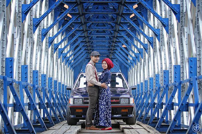 Desy & Bowo Prewedding by MSB Photography - 027