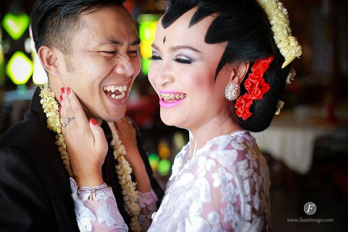 Wedding Ekko & Desy by Faust Photography - 013