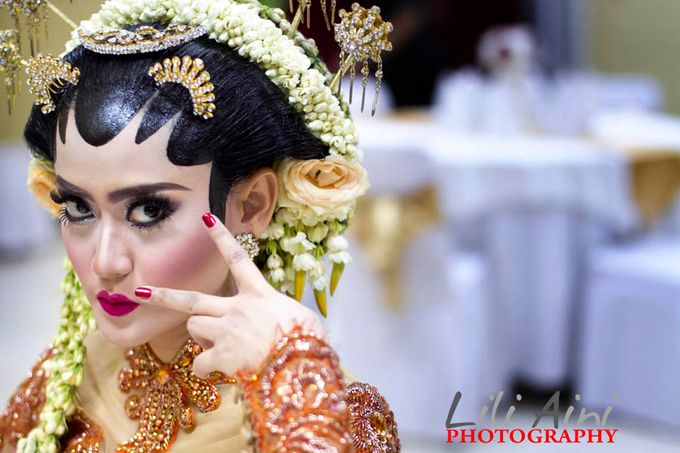 Wedding Reception Akbar & Devy by Lili Aini Photography - 002