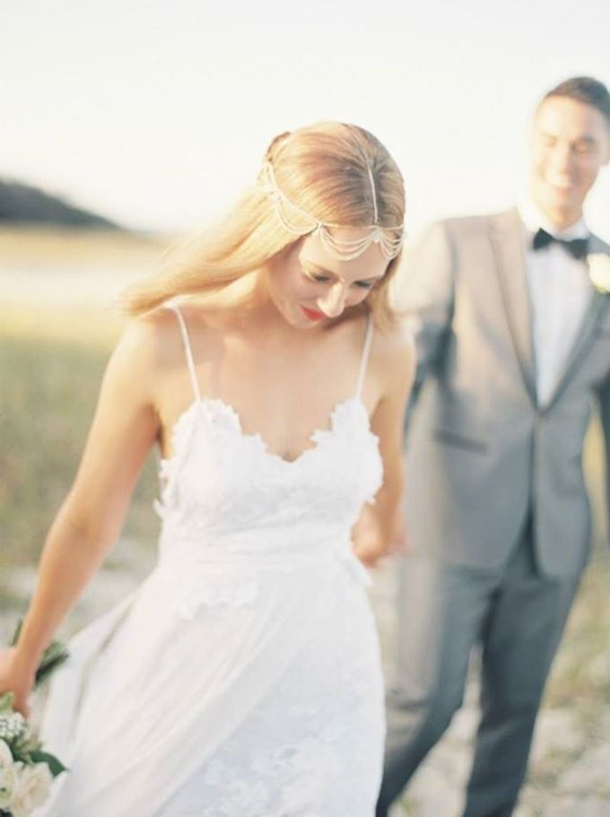 Beach Wedding by Tiara bridal artistry - 004