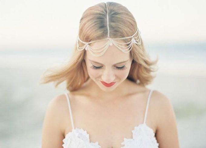 Beach Wedding by Tiara bridal artistry - 007