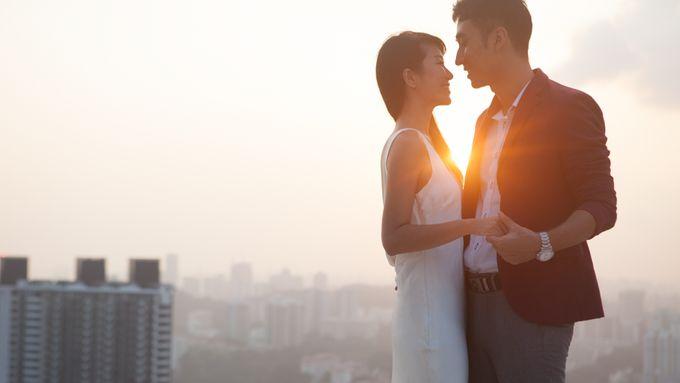 JC X Sheena Couple Shoot by Love, Yu - 002