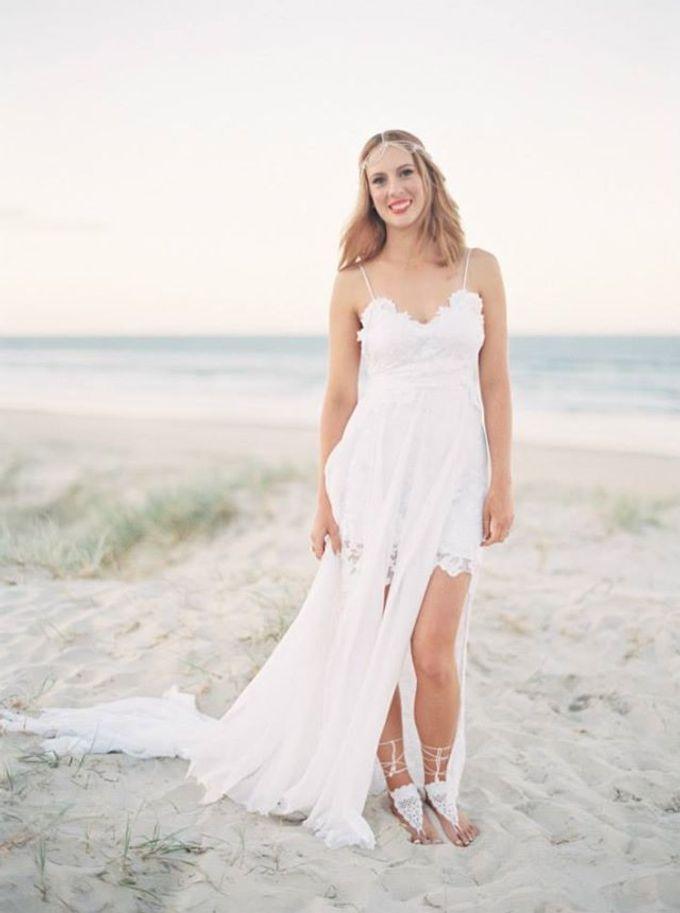 Beach Wedding by Tiara bridal artistry - 009
