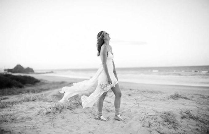 Beach Wedding by Tiara bridal artistry - 008