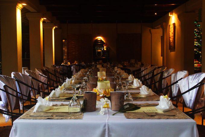 Casandra & David Wedding Reception at KORI Restaurant & Bar by KORI Catering - 001