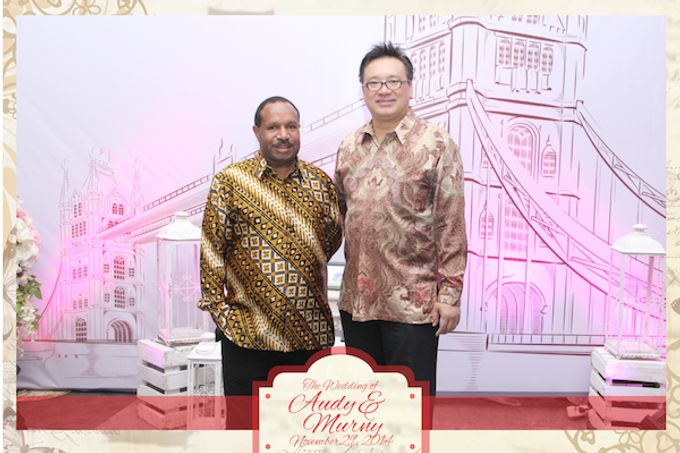 The Wedding of Audy & Murny by After 5 Photobooth - 011