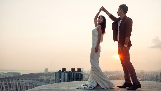 JC X Sheena Couple Shoot by Love, Yu - 003