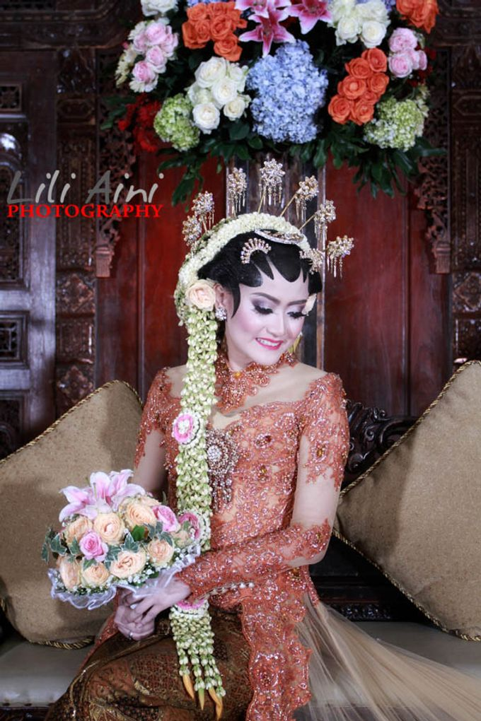 Wedding Reception Akbar & Devy by Lili Aini Photography - 008