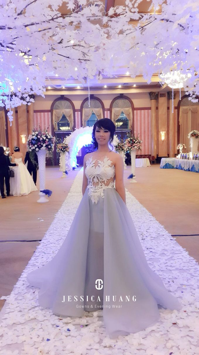 Sister of the Groom &  Bride by Jessica Huang - 009