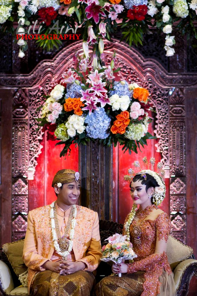 Wedding Reception Akbar & Devy by Lili Aini Photography - 007
