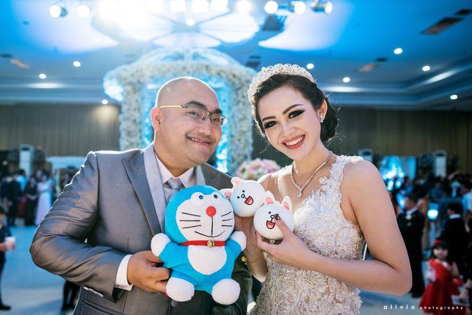Ferry & Evi Wedding by alivio photography - 040