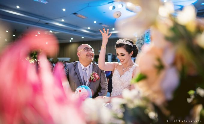 Ferry & Evi Wedding by alivio photography - 042