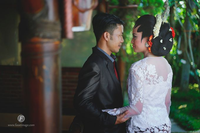 Wedding Ekko & Desy by Faust Photography - 016