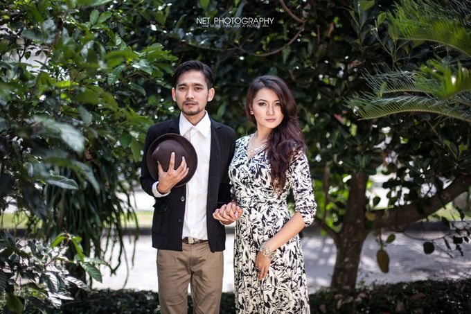 Firda & Farhan  PREWEDDING by NET PHOTOGRAPHY - 005