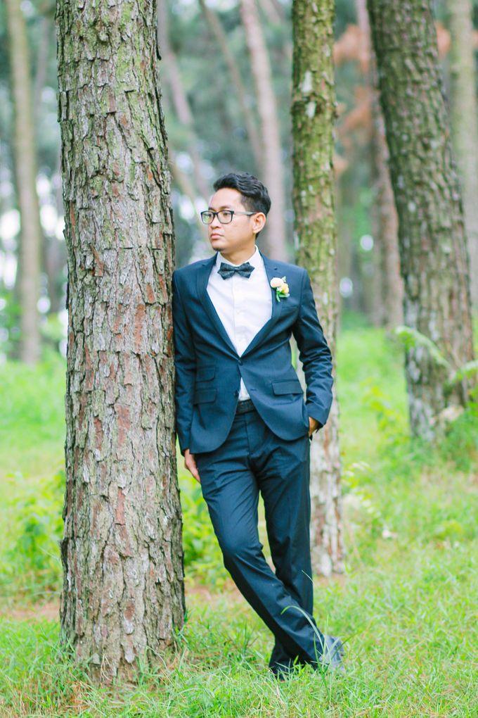 AIN & KHAIR by The Rafflesia Wedding & Portraiture - 003