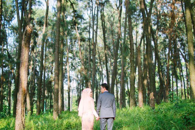 AIN & KHAIR by The Rafflesia Wedding & Portraiture - 004