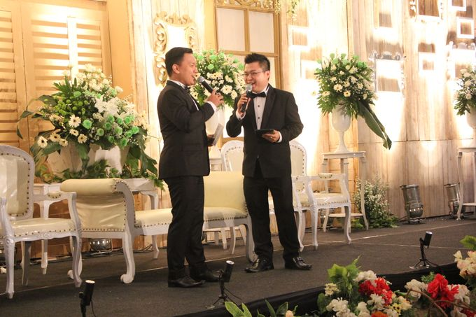 The Wedding of Yogia & Debby by Yosua MC - 003