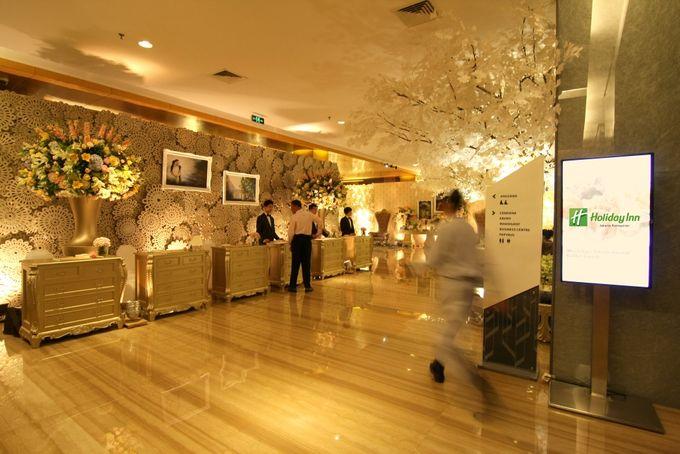 THE WEDDING OF FABIO & MELLISA by Holiday Inn Jakarta Kemayoran - 001