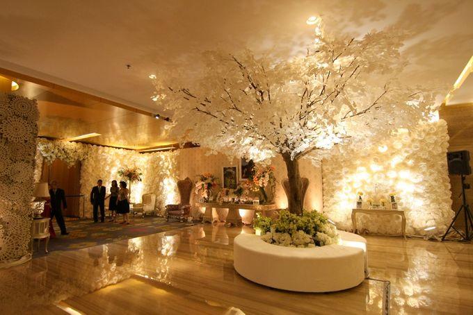 THE WEDDING OF FABIO & MELLISA by Holiday Inn Jakarta Kemayoran - 002