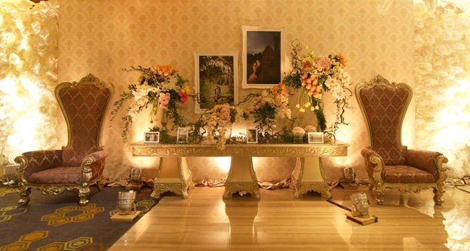 THE WEDDING OF FABIO & MELLISA by Holiday Inn Jakarta Kemayoran - 003