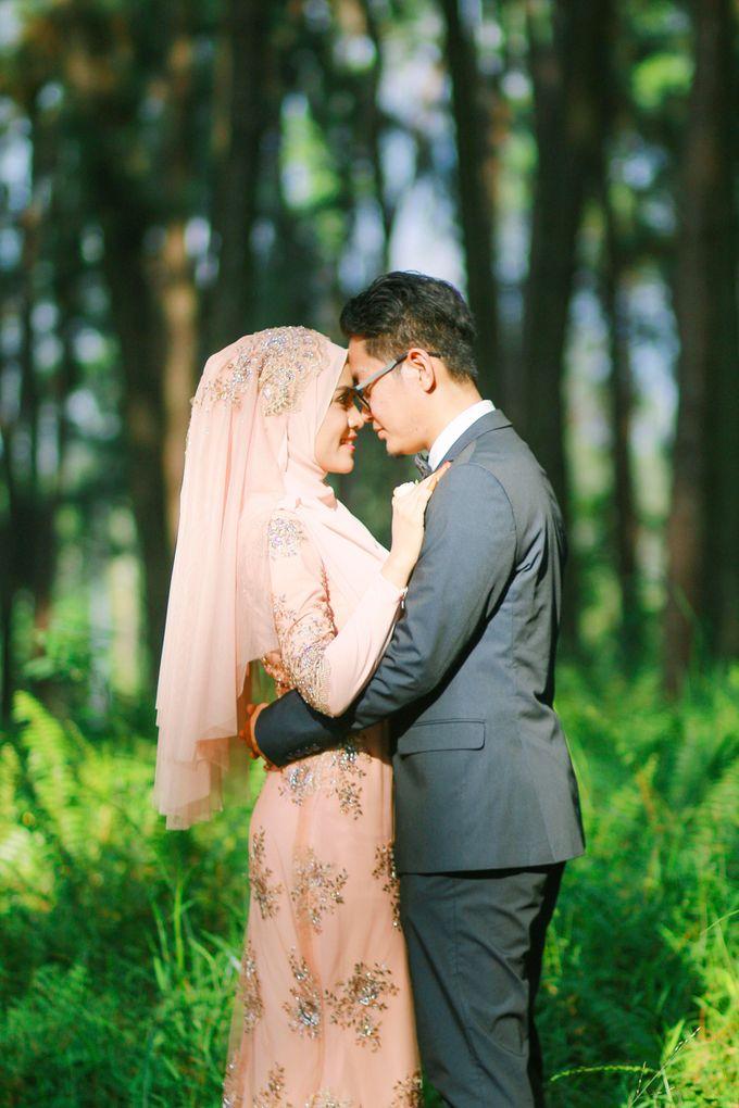 AIN & KHAIR by The Rafflesia Wedding & Portraiture - 005