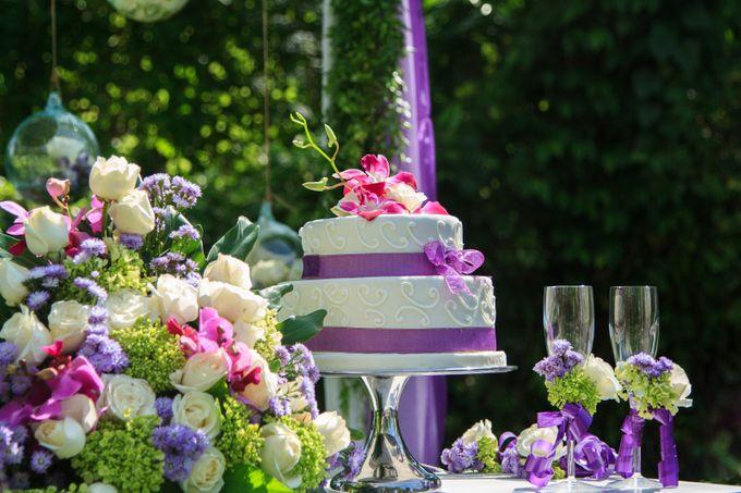 kayumanis jimbaran-wedding ceremony-garden by Kayumanis Private Villa and Spa - 005