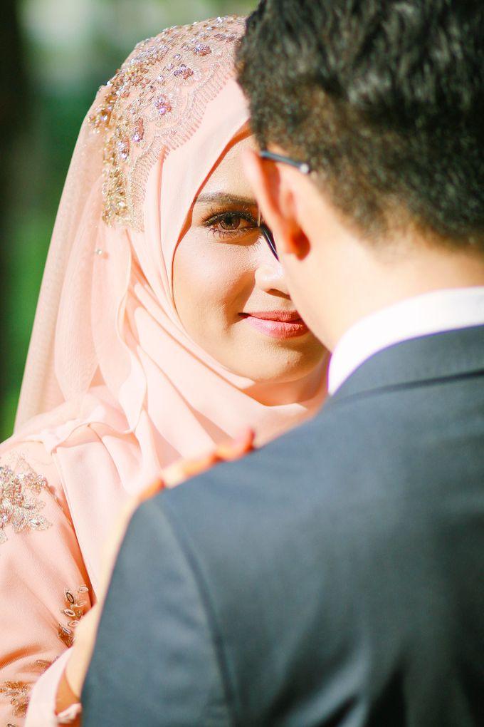 AIN & KHAIR by The Rafflesia Wedding & Portraiture - 006