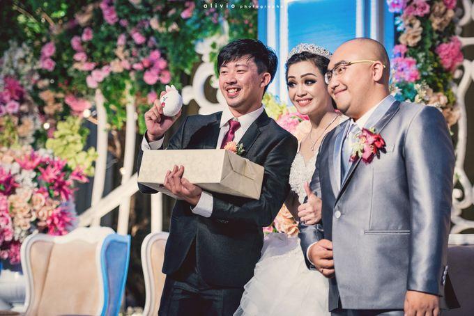 Ferry & Evi Wedding by alivio photography - 044
