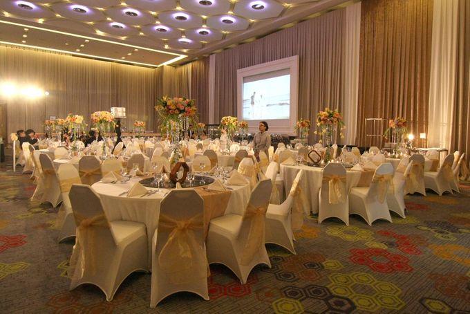 THE WEDDING OF FABIO & MELLISA by Holiday Inn Jakarta Kemayoran - 005