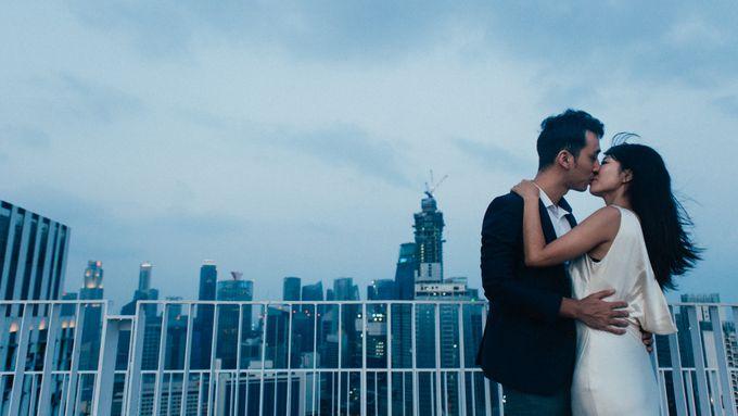 JC X Sheena Couple Shoot by Love, Yu - 005