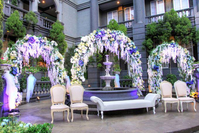 Breathtaking Wedding by GH Universal Hotel - 035